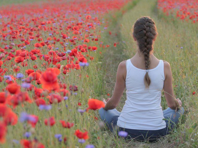 yoga para adolescentes Caspe